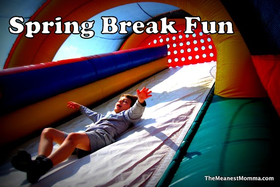 Ideas for Local Spring Break Fun