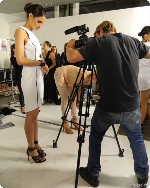 Cleo and Swarovski Backstage (9)