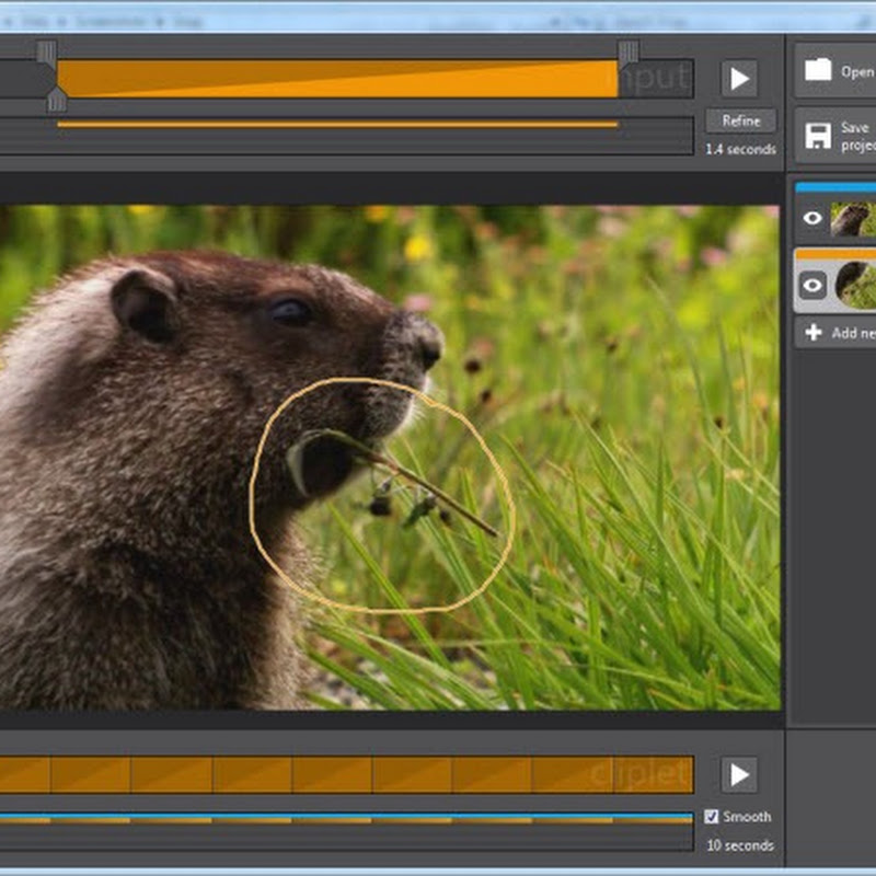 Create Cinemagraphs Easily With Microsoft Research Cliplets