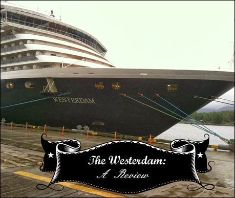 Many Waters The Westerdam A Review