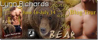 Honey and Her Bear Banner 450 x 169