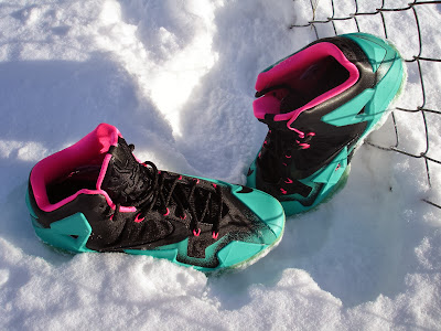 nike lebron 11 id production south beach 3 02 Nike LeBron XI iD South Beach Build by Awsome Blossom