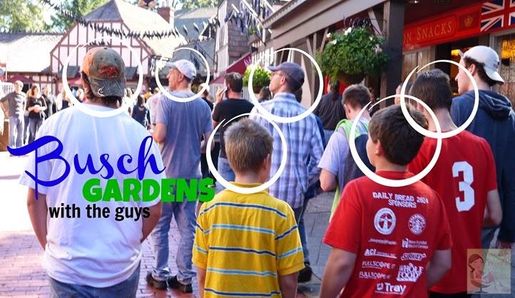 Busch Gardens Boys