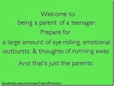 parent of teenager