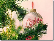 Tree with Love ornament
