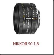 NIKKOR 50