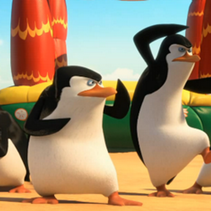 """Os Pinguins de Madagascar"" Lançam 1º Trailer (2k14) [Video]"