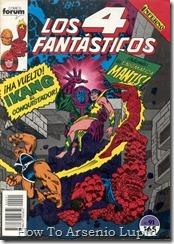 P00092 - Los 4 Fantásticos v1 #91