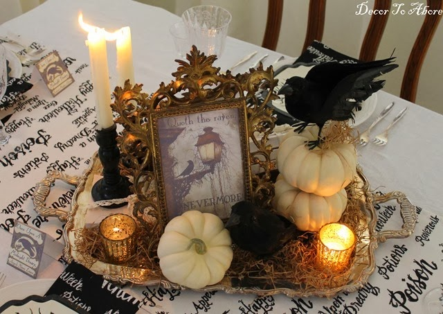Nevermore Decor To Adore 023-003