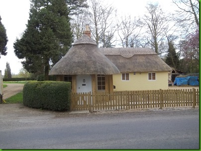 008  One of the unique Cosgrove cottages
