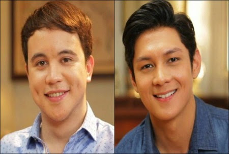 Arjo Atayde and Joseph Marco