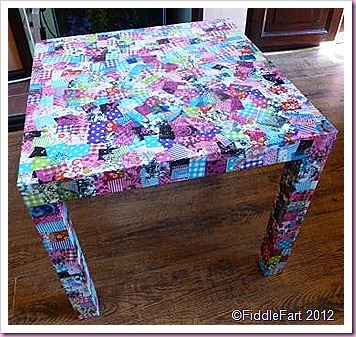 Decopatch Table