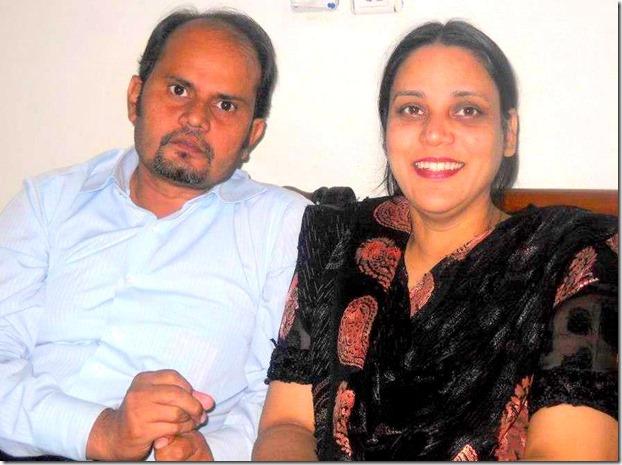 Shamim & Najma Masih 2