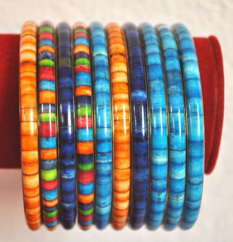 White Metal Bracelets