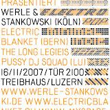 Werle & Stankowski + Electric Blanket