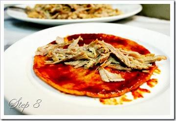 Enchiladas rojas5