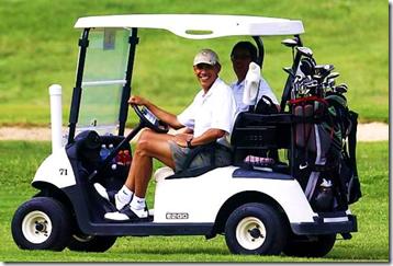 O Golfing
