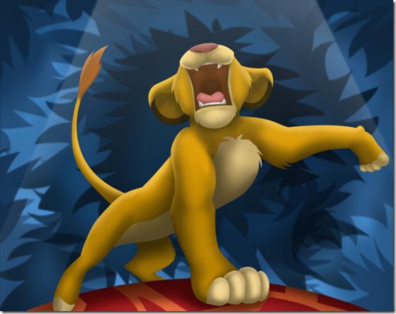 El Rey León,The Lion King,Simba (17)