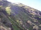 The cliffs of Ijen-Merapi (Daniel Quinn, July 2010)
