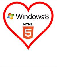 ¿Microsoft realmente usa HTML5 para desarrollar aplicaciones en Windows 8?