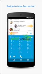 Truedialer تطبيق البحث بأرقام الهواتف والإتصال للأندرويد -2