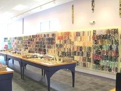 11.2011 Maine Portland Caravan beads wall of  beads2