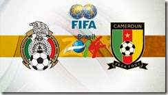 mexico vs camerun