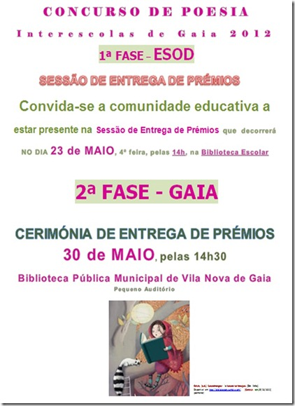 cartaz blogue