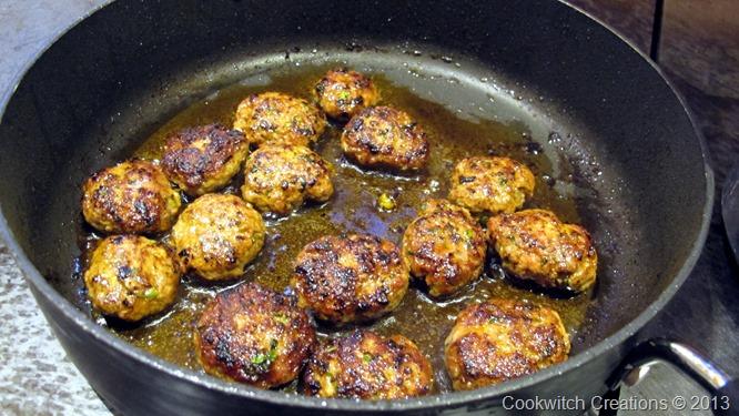Kofte frying