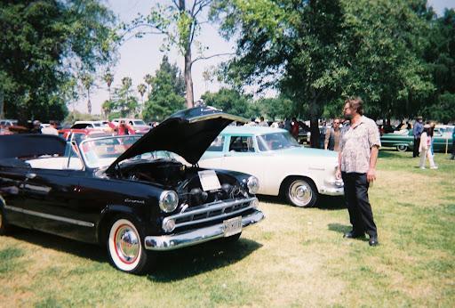 Rare 50s Dodge Coronet