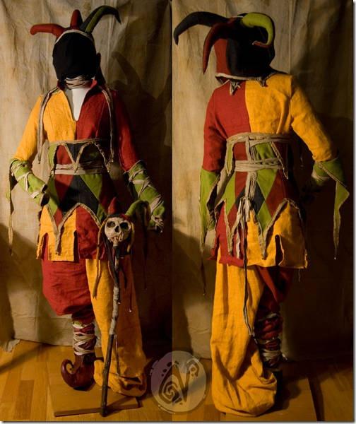 disfraz de bufón maligno (2)