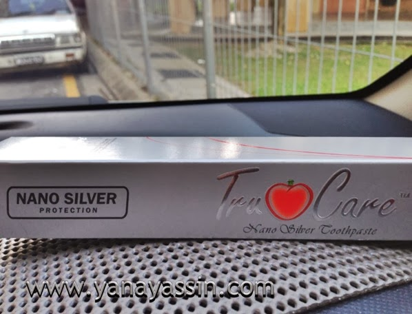 Ubat gigi Tru Care Nano Silver   105
