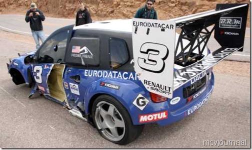 Dacia Duster No Limit Peak Hill 2012