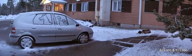Inari, Finland 2007