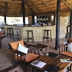 Nsefu Camp, Bar. © Foto: Marco Penzel | Outback Africa Erlebnisreisen