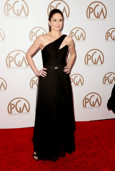 Sarah Wayne Callies attends the 26th Annual Producers Guild Of America Awards