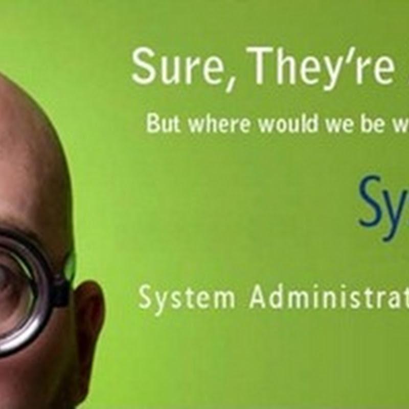 Día del Administrador de Sistemas