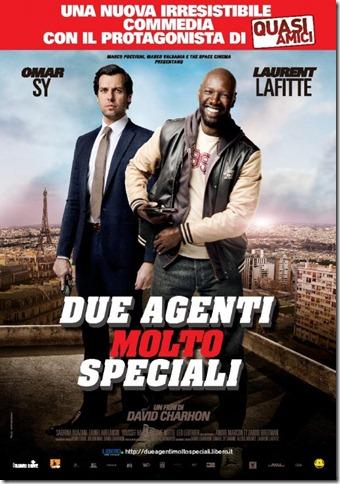 Due Agenti Molto Speciali – Hamburger alla parigina