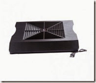 Flipkart : Buy Circle NC101 Laptop Cooling Pad at Rs. 300 only
