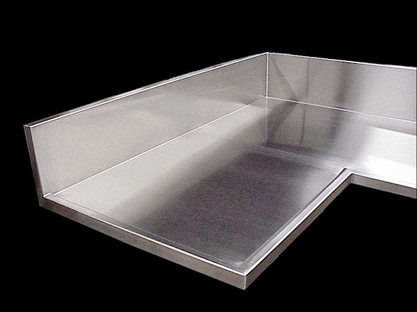 S_1_a Stainless Steel Countertop