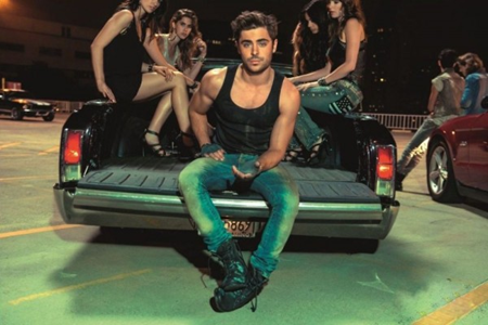 Zac Efron for John John Denim