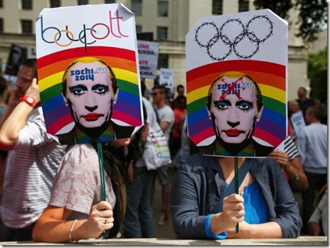 Putin-London-gay-rights-protest