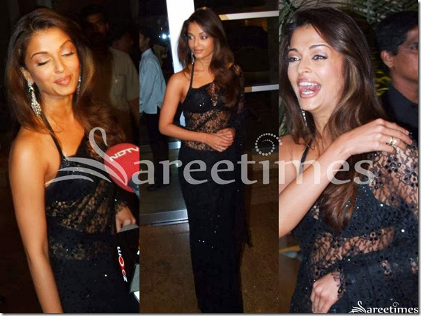 Aishwarya_Rai_Black_Embroidery_Saree