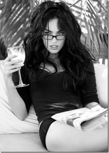 Megan Fox Glasses