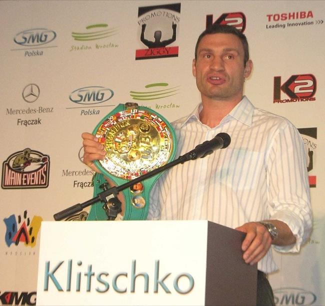 CC Photo Google Image Search Source is upload wikimedia org  Subject is 800px Vitali Klitschko by Slawek