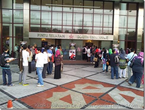 Klinik Usahawan Dr Azizan Osman 3