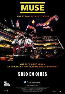 Muse live at rome olympic stadium en cine estreno 12 for Bazar online argentina