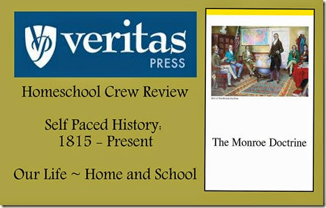 Veritas Press Self Paced History 1815 to Present
