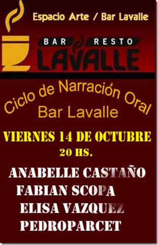 ! BAR CICLO oct