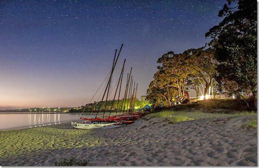 hobie-champs-2014--feb-2nd-early-morning--night-scene